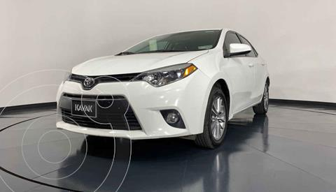 Toyota Corolla LE 1.8L Aut usado (2015) color Blanco precio $197,999