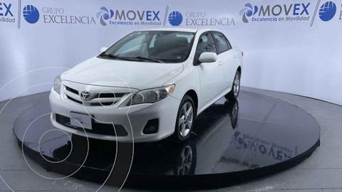 Toyota Corolla XLE 1.8L Aut usado (2011) color Plata precio $160,000