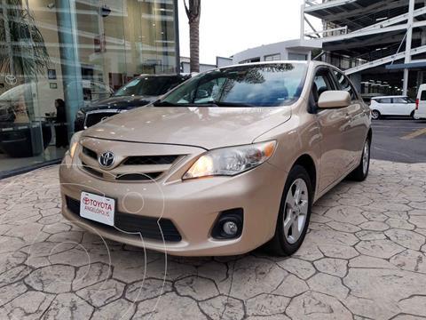 Toyota Corolla XLE 1.8L Aut usado (2011) color Dorado precio $155,000
