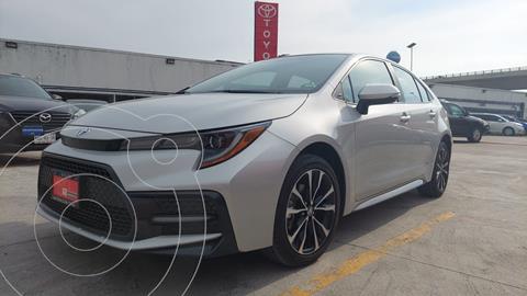 Toyota Corolla SE Bitono Aut usado (2021) color Plata precio $449,000