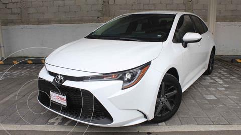 Toyota Corolla Base Aut usado (2020) color Blanco precio $345,000