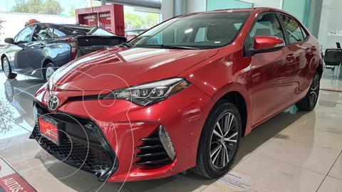 Toyota Corolla SE Plus Aut usado (2017) color Rojo precio $299,000
