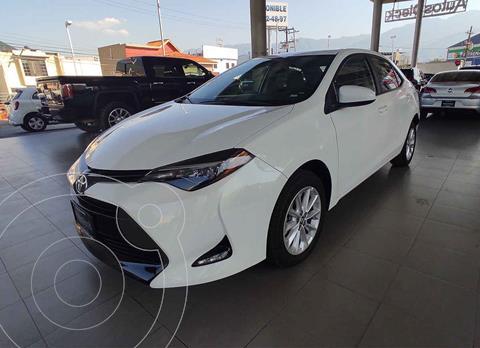 Toyota Corolla LE 1.8L Aut usado (2018) color Blanco precio $289,000