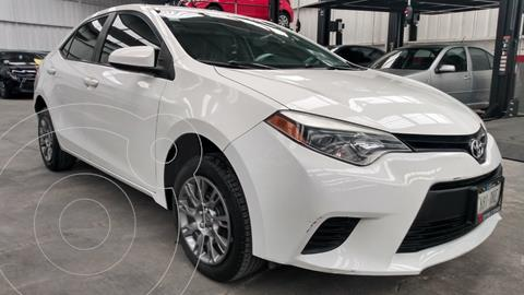 Toyota Corolla Base usado (2016) color Blanco precio $179,000