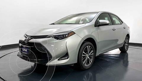 Toyota Corolla Base Aut usado (2018) color Plata precio $237,999