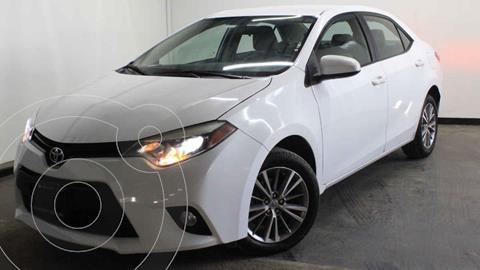 Toyota Corolla LE 1.8L Aut usado (2014) color Blanco precio $195,000