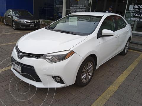 Toyota Corolla LE 1.8L Aut usado (2014) color Blanco precio $174,900