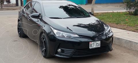 Toyota Corolla  1.8L Full usado (2018) color Negro precio u$s15,730