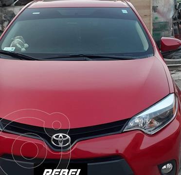 Toyota Corolla  1.8 Full  usado (2015) color Rojo Metalizado precio u$s39,173