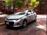 Foto venta Auto usado Toyota Corolla S 1.8L  (2014) color Gris Plata  precio $212,000