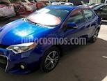 Foto venta Auto Seminuevo Toyota Corolla S Aut (2016) color Azul precio $233,000