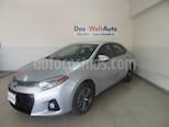 Foto venta Auto Seminuevo Toyota Corolla S Aut (2016) color Plata precio $234,995