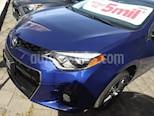 Foto venta Auto Seminuevo Toyota Corolla S Plus Aut (2016) color Azul precio $250,000