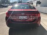 Foto venta Auto usado Toyota Corolla S color Rojo Sport precio $309,000
