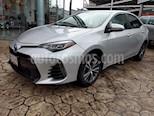 Foto venta Auto Seminuevo Toyota Corolla SE Aut (2017) color Plata precio $280,000