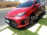 Foto venta Auto usado Toyota Corolla SE Plus Aut (2018) color Rojo precio $320,000