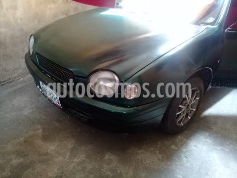 Toyota Corolla GLi 1.8L Aut usado (2000) color Verde Oceano precio BoF2.650