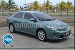 Toyota Corolla GLi 1.8L Aut usado (2009) color Verde Oceano precio u$s1