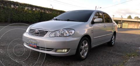 Toyota Corolla GLi  Aut usado (2008) color Bronce precio BoF7.500