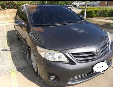 Toyota Corolla GLi  Aut usado (2011) color Gris precio BoF11.500