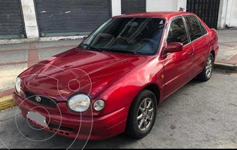 Toyota Corolla 1.8 AT usado (1999) color Rojo precio u$s3.500