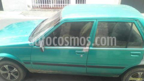 Toyota Corolla AVILA  1.6 usado (1987) color Verde precio BoF280.500.000
