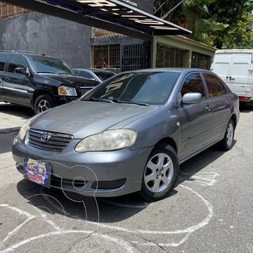 Toyota Corolla XLI 1.6 usado (2007) color Gris precio u$s6.500