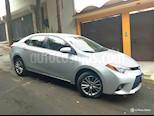 Foto venta Auto usado Toyota Corolla XLE 1.8L Aut QE (2014) color Gris Metalico precio $185,000