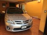 Foto venta Auto usado Toyota Corolla XLE 1.8L Aut QE (2011) color Plata precio $135,000