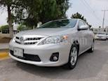 Foto venta Auto usado Toyota Corolla XLE 1.8L Aut (2012) color Plata precio $125,000