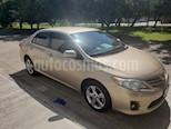 Foto venta Auto usado Toyota Corolla XLE 1.8L Aut (2013) color Beige Metalico precio $148,000