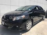 Foto venta Auto usado Toyota Corolla XLE 1.8L Aut (2009) color Negro precio $99,000