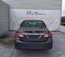 Foto venta Auto usado Toyota Corolla XLE 1.8L Aut (2013) color Gris precio $132,500