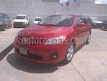 Foto venta Auto usado Toyota Corolla XLE 1.8L Aut (2012) color Rojo precio $145,000