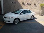 Foto venta Auto usado Toyota Corolla XLE 1.8L Aut color Blanco precio $135,000