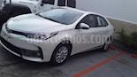 Toyota Corolla XLI 1.6 usado (2018) color Blanco precio BoF37.500