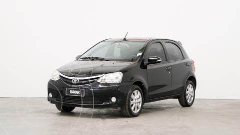 Toyota Etios Hatchback XLS usado (2017) color Negro precio $1.750.000
