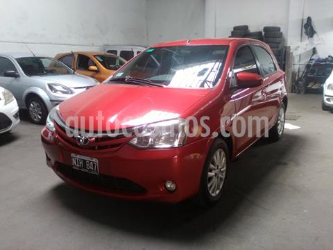 Toyota Etios Hatchback XLS usado (2013) precio $755.000