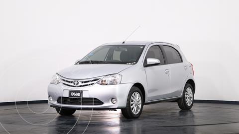 Toyota Etios Hatchback XLS usado (2016) color Plata precio $1.420.000