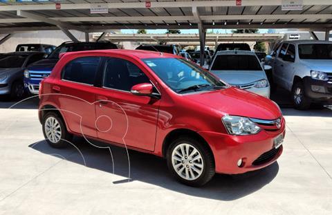 Toyota Etios Hatchback XLS usado (2015) color Rojo precio $925.000