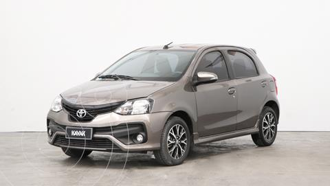 Toyota Etios Hatchback XLS usado (2018) color Blanco precio $1.680.000