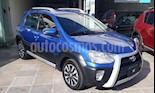 Foto venta Auto usado Toyota Etios Hatchback Cross (2014) color Azul Celeste precio $435.000