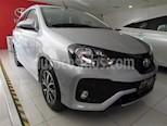 Foto venta Auto nuevo Toyota Etios Hatchback X color Gris Plata  precio $485.000