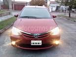 Foto venta Auto usado Toyota Etios Hatchback XLS (2015) color Rojo precio $385.000
