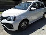 Foto venta Auto nuevo Toyota Etios Hatchback XLS color A eleccion precio $600.300