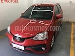 Foto venta Auto usado Toyota Etios Hatchback XLS (2017) color Rojo precio $540.000