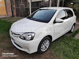 Foto venta Auto usado Toyota Etios Hatchback XLS (2015) color Blanco precio $380.000