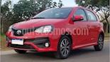 Foto venta Auto usado Toyota Etios Hatchback XLS (2019) color Gris Plata  precio $600.300
