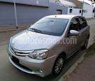 Foto venta Auto usado Toyota Etios Hatchback XLS (2014) color Gris Claro precio $365.000