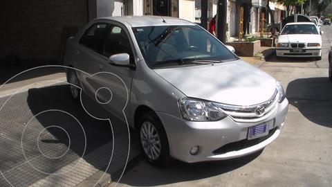 Toyota Etios Sedan XLS usado (2014) color Plata precio $874.900